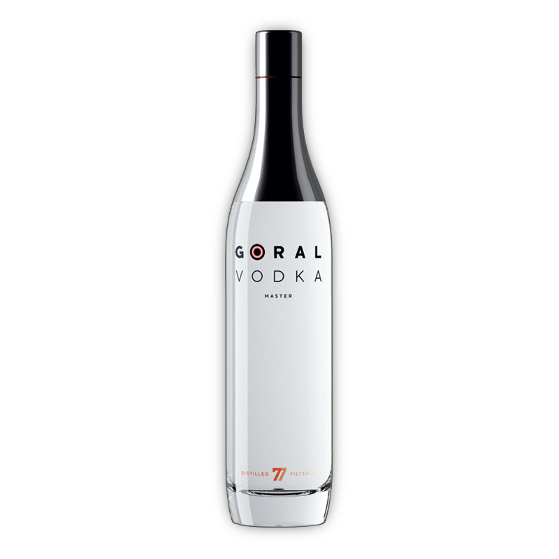 Goral Master vodka 0,7