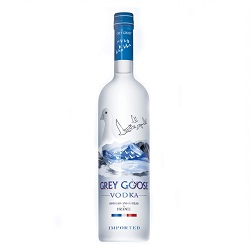 Grey Goose vodka 1l