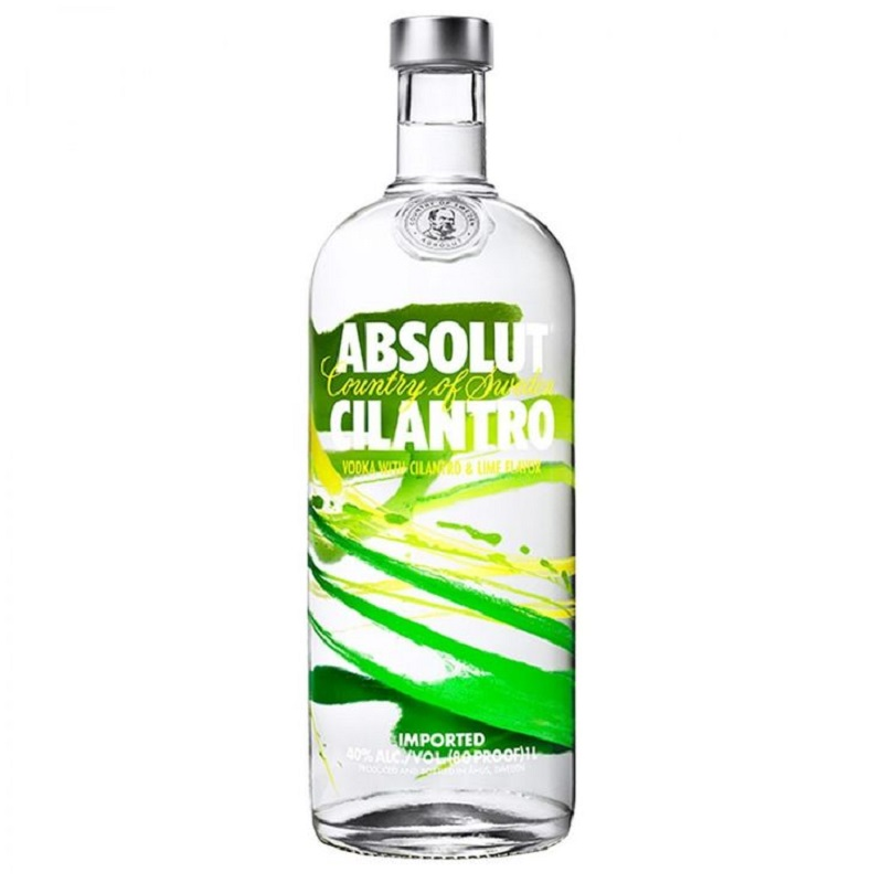 Absolut Cilantro vodka 0,7