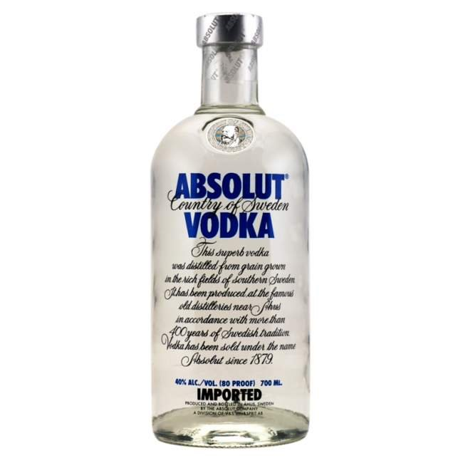 Absolut Vodka 1,75