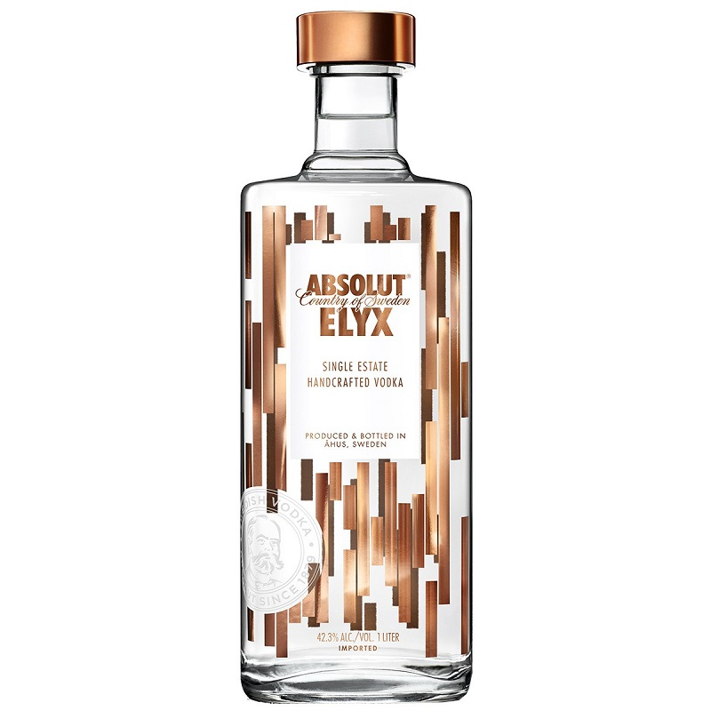 Absolut Elyx vodka 3l - Maxi láhev