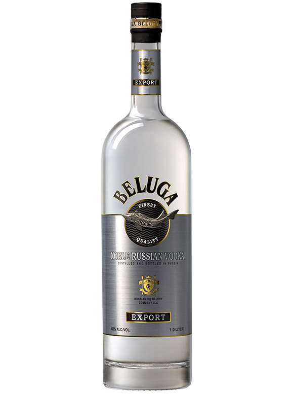 Beluga Vodka 1,5