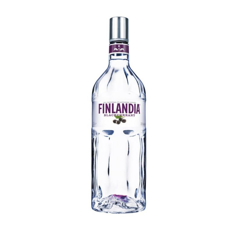 Finlandia Blackcurrant vodka 1l