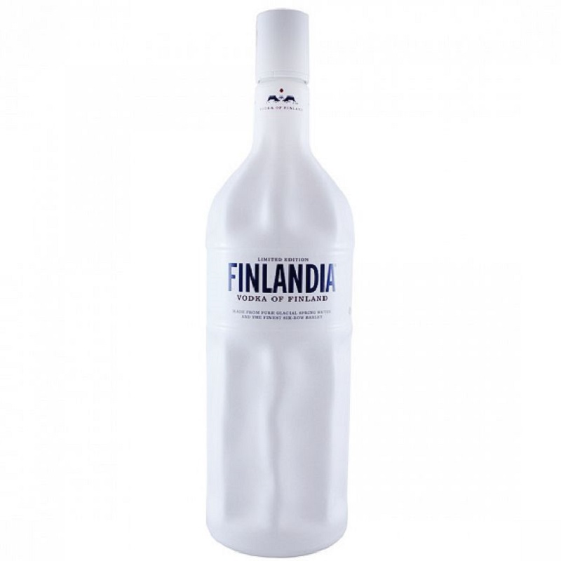 Finlandia Winter Edition vodka 1l