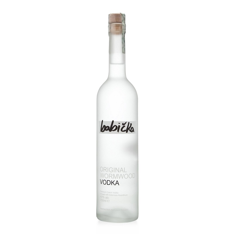 Babička vodka 0,7
