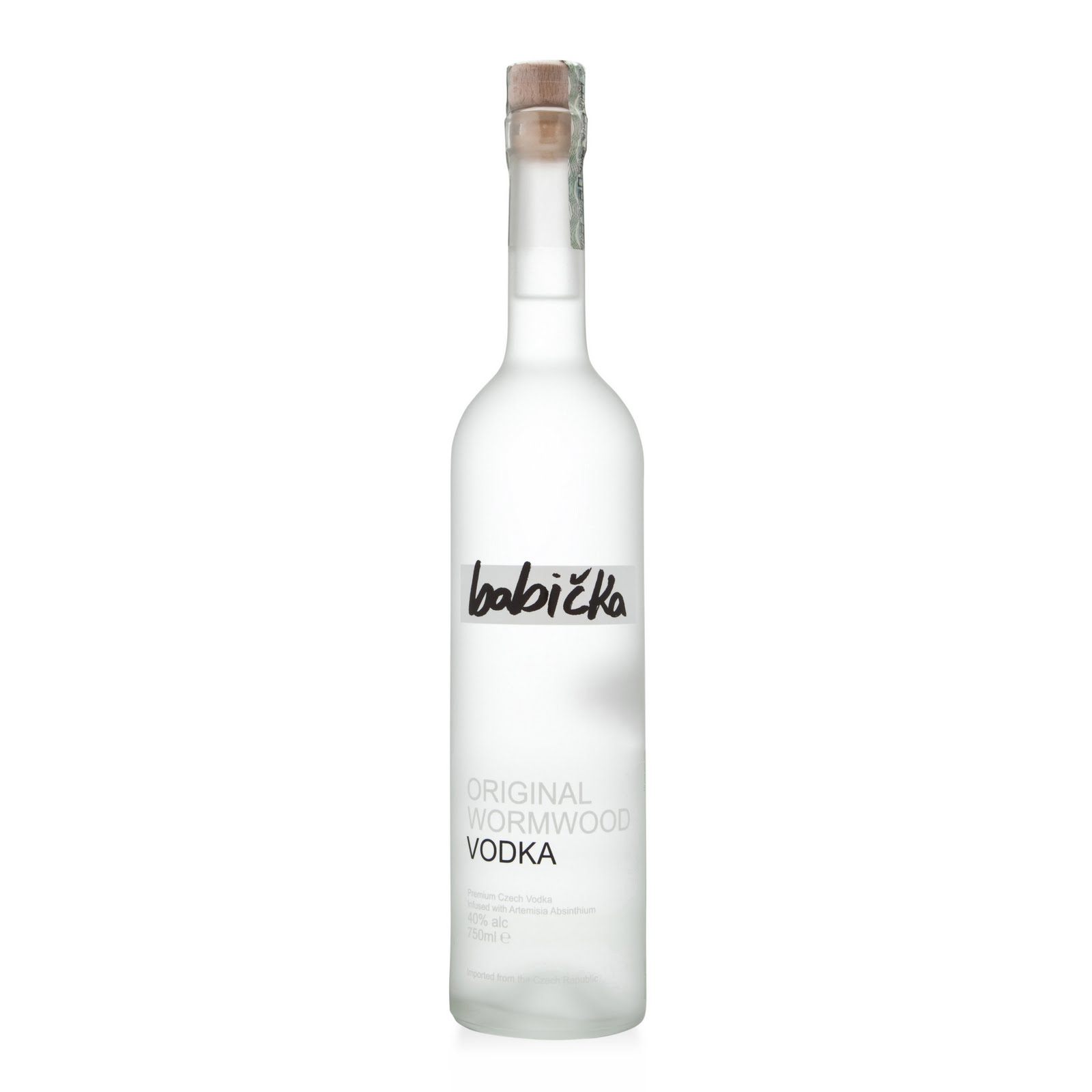 - Babička vodka 0,7l