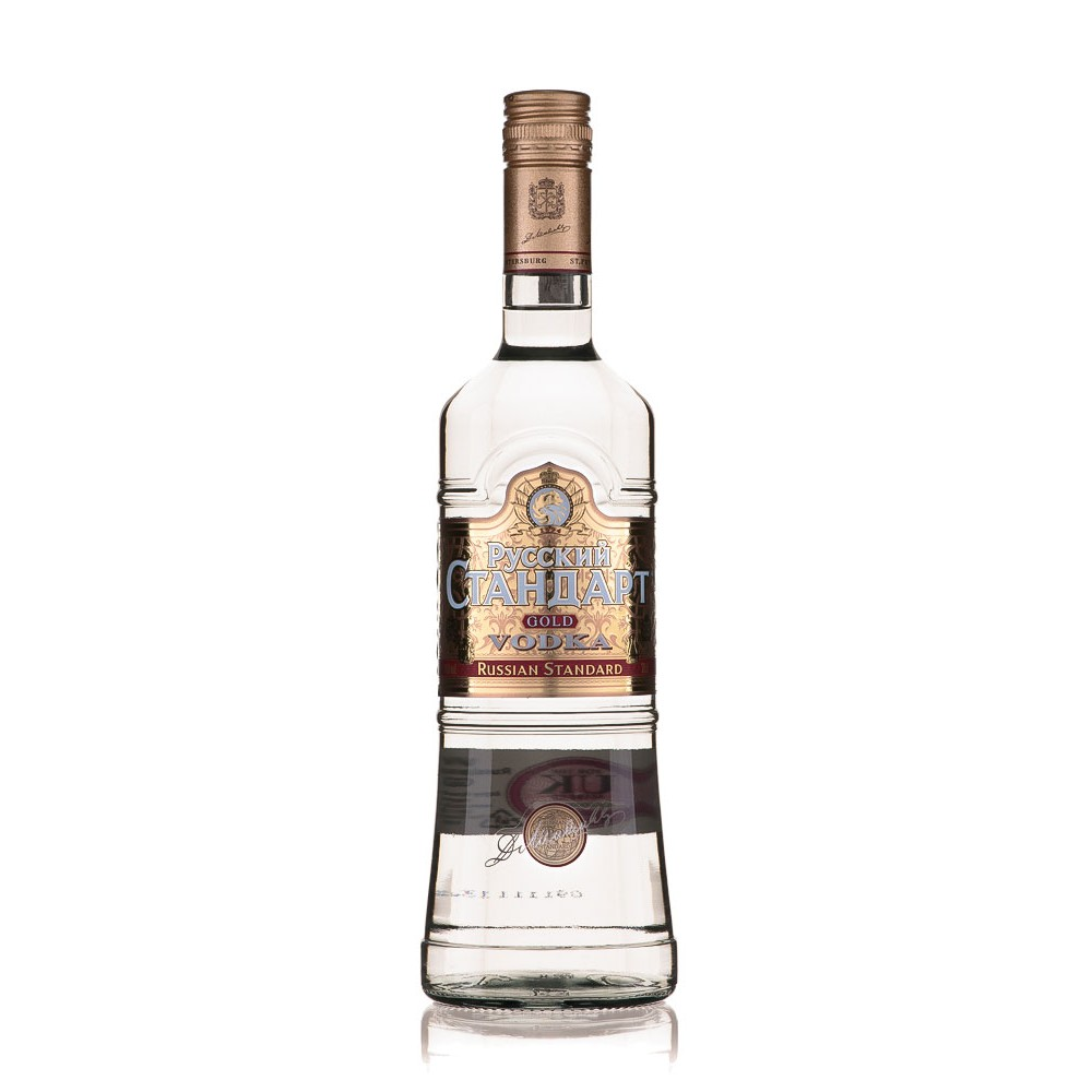 Russian Standard Gold vodka 1L