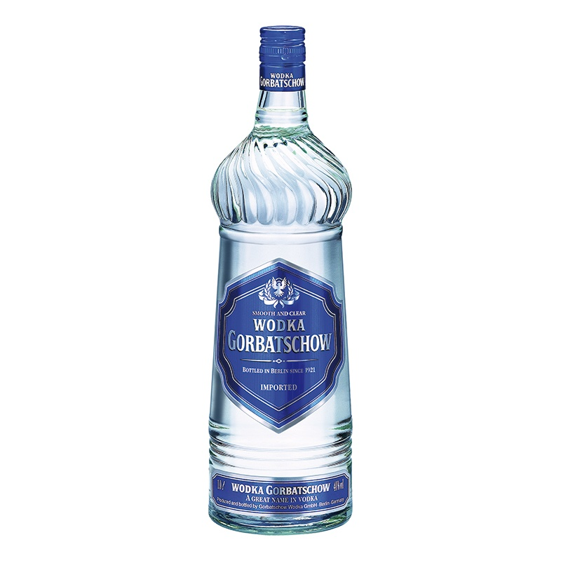 Gorbatschow vodka 0,7l