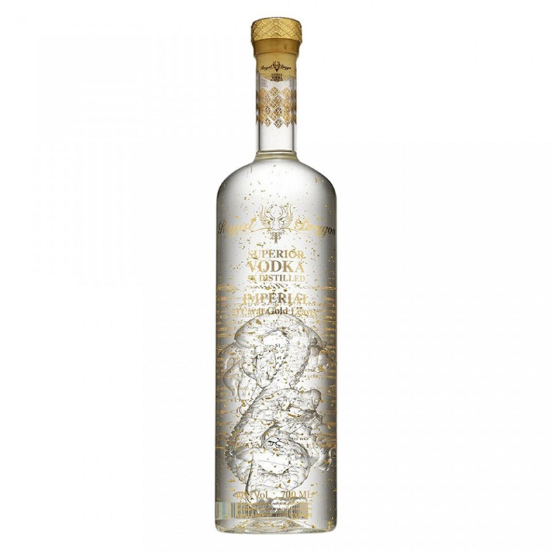 - akce a slev Royal Dragon Imperial vodka 0,7 l