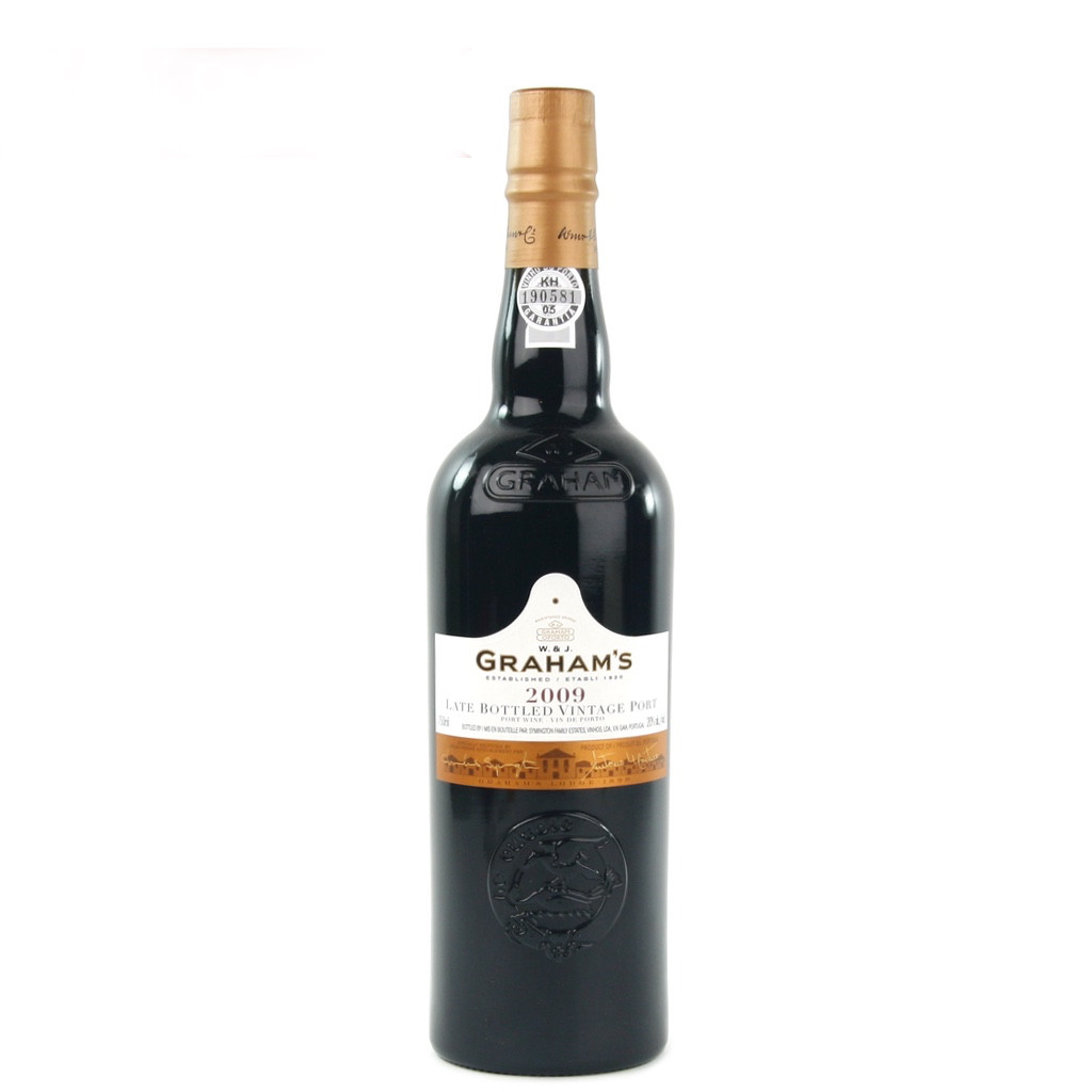 Graham´s Port Wine LBV 1l