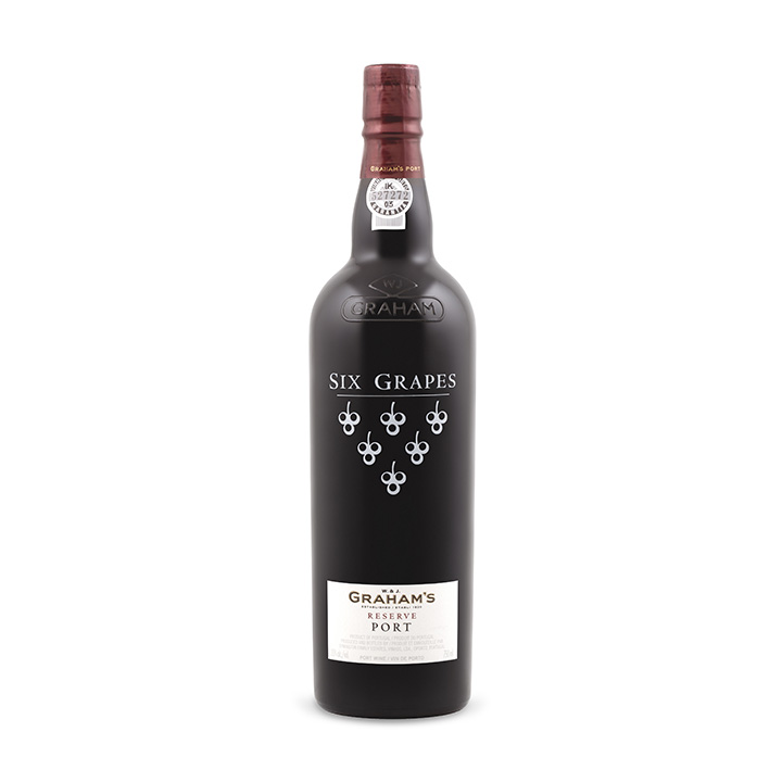 -Porstké Graham´s Port Six Grape 0,75l