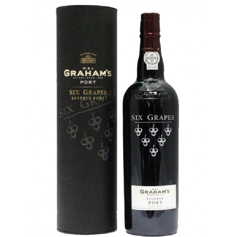 Graham's Port Six Grape 0,7