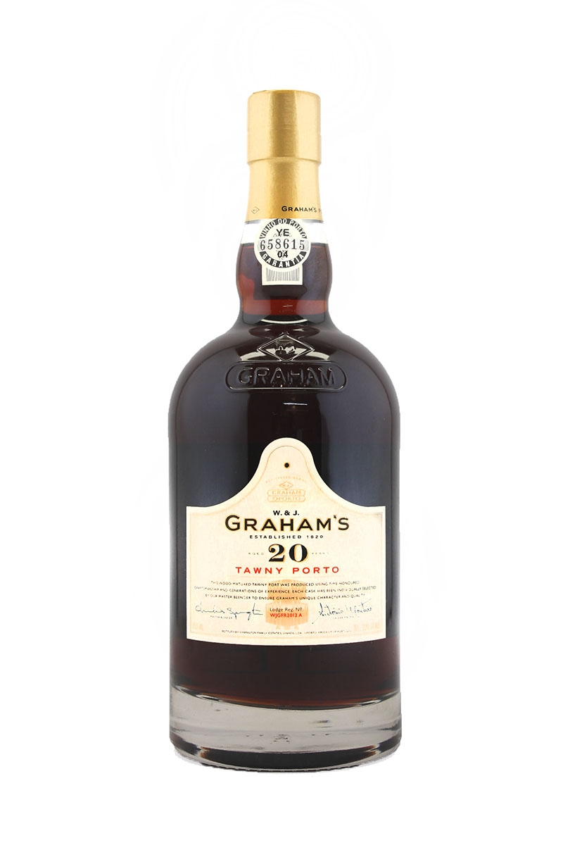 Graham's Tawny 20 YO Port wine 0,75