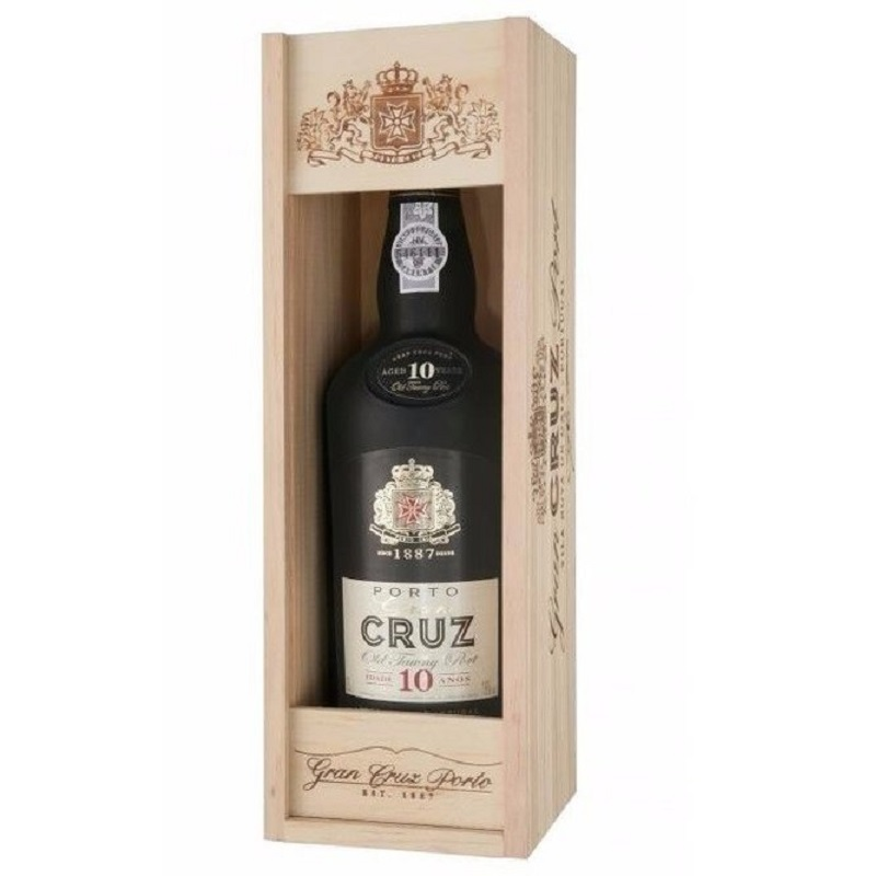 Porto Cruz Vintage 10 Year Old 0,75