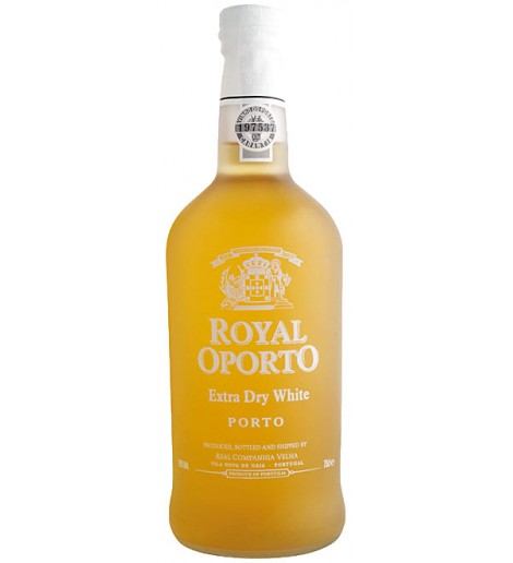-Royal Oporto Extra Dry White 0,75l