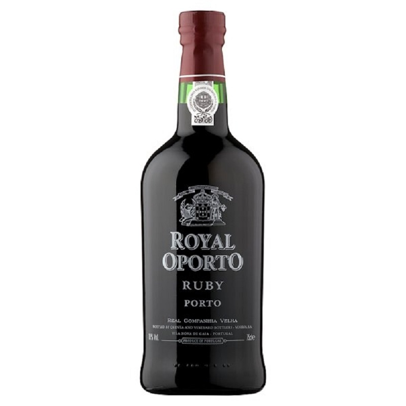 - Royal Oporto Ruby 0,75l