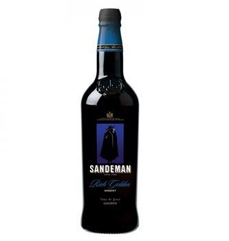 Sandeman Rich Golden Sherry 0,75l