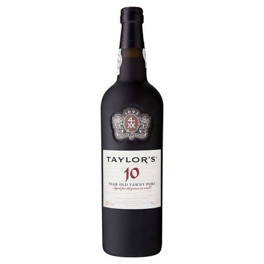 Taylor's 10 Years Old Port wine 0,75