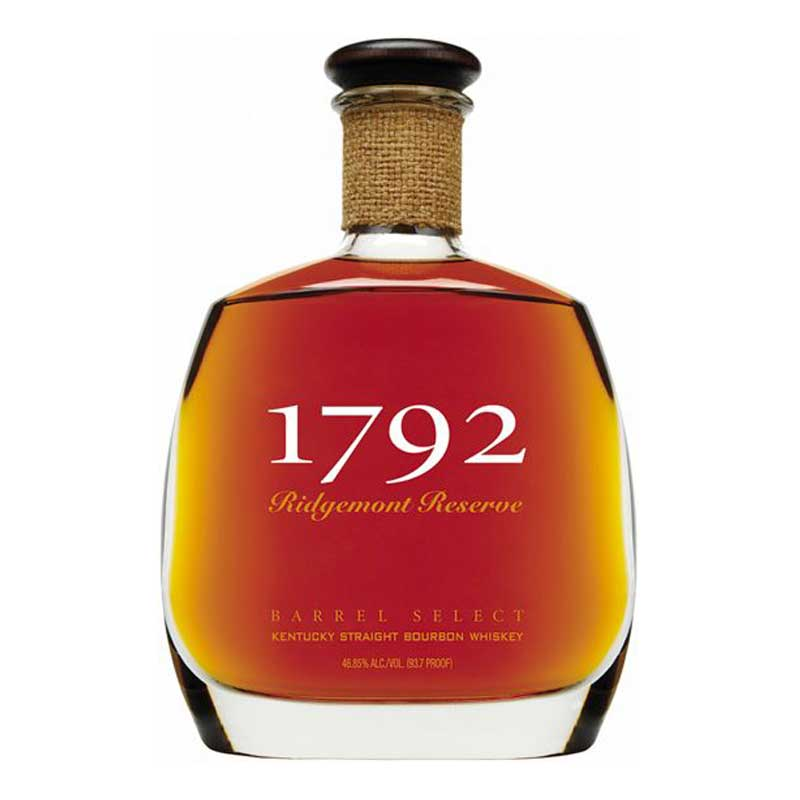 1792 Ridgemont Reserve Barrel Select Bourbon 0,7