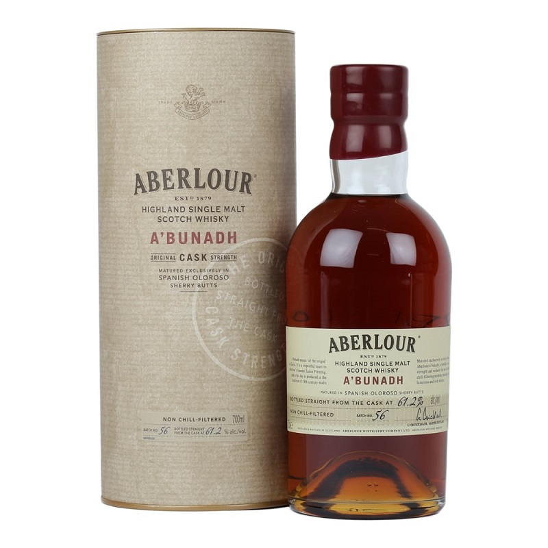 Aberlour A'bunadh Batch 56 Scotch Whisky 0,7