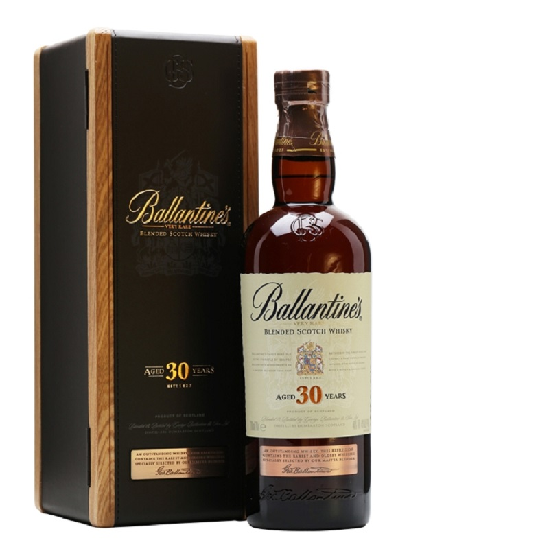 Ballantine's 30 Years Old Premium Blended Scotch 0,7