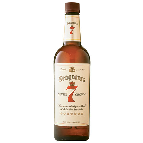 - akce a sleva Seagram's Seven Crown American blended whiskey