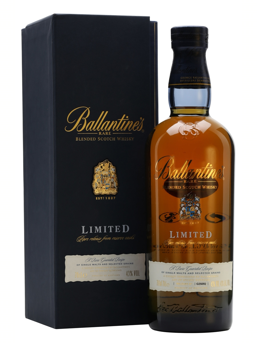 Ballantine's Limited Edition whisky