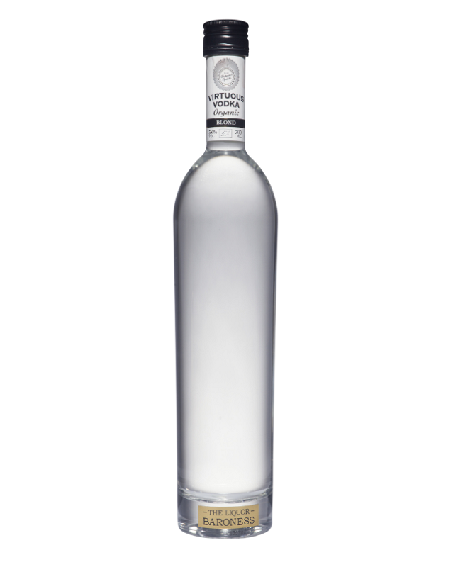 Virtuous Blond Organic vodka 0,7l