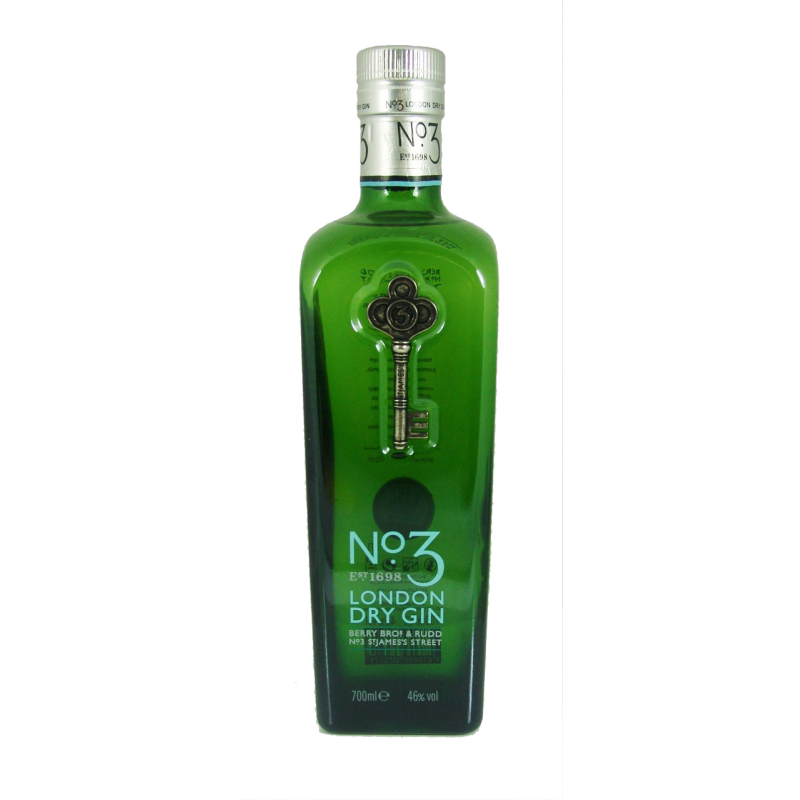 -No 3. London Dry gin 0,7 l