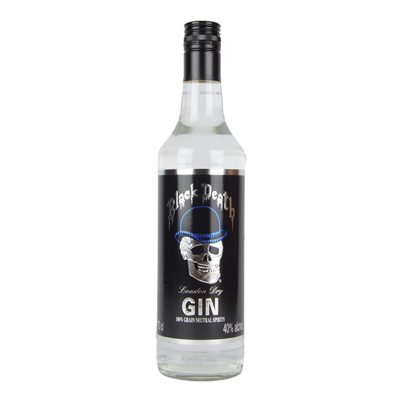 Black Death gin 0,7l