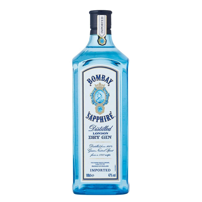 Bombay Sapphire London Dry Gin 1l