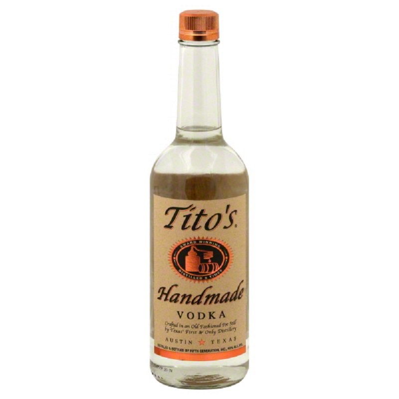 Tito's Hand made vodka 0,7