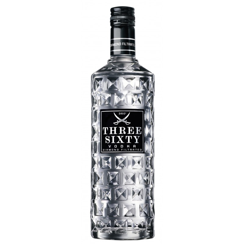 Three Sixty vodka 1 litr