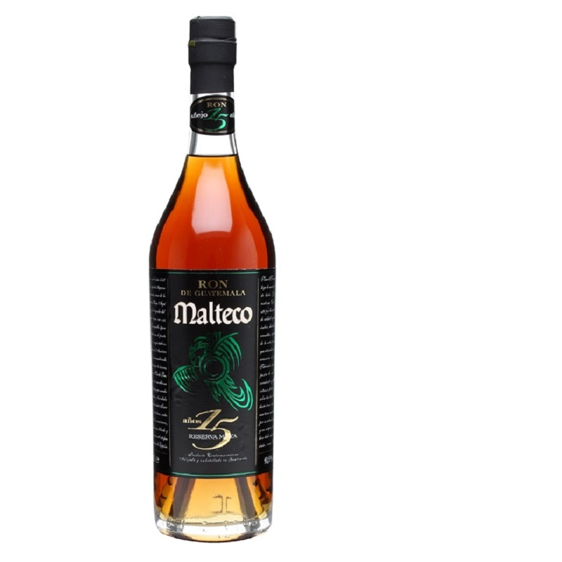 Ron Malteco 15 Year Old Rum 70cl