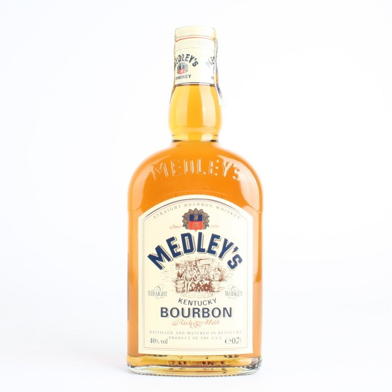 John Medley's bourbon whiskey 0,7