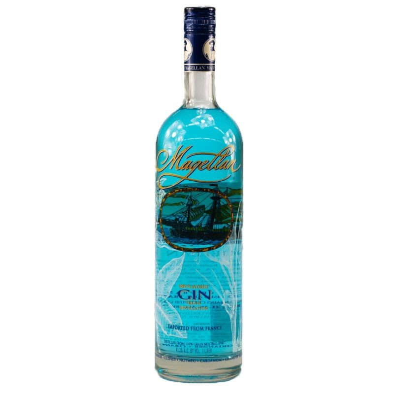 akce Magellan The Original Blue Iris Flavored Gin 0,7