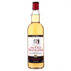 -The Old Distillerie Scotch Whisky 0,7 l