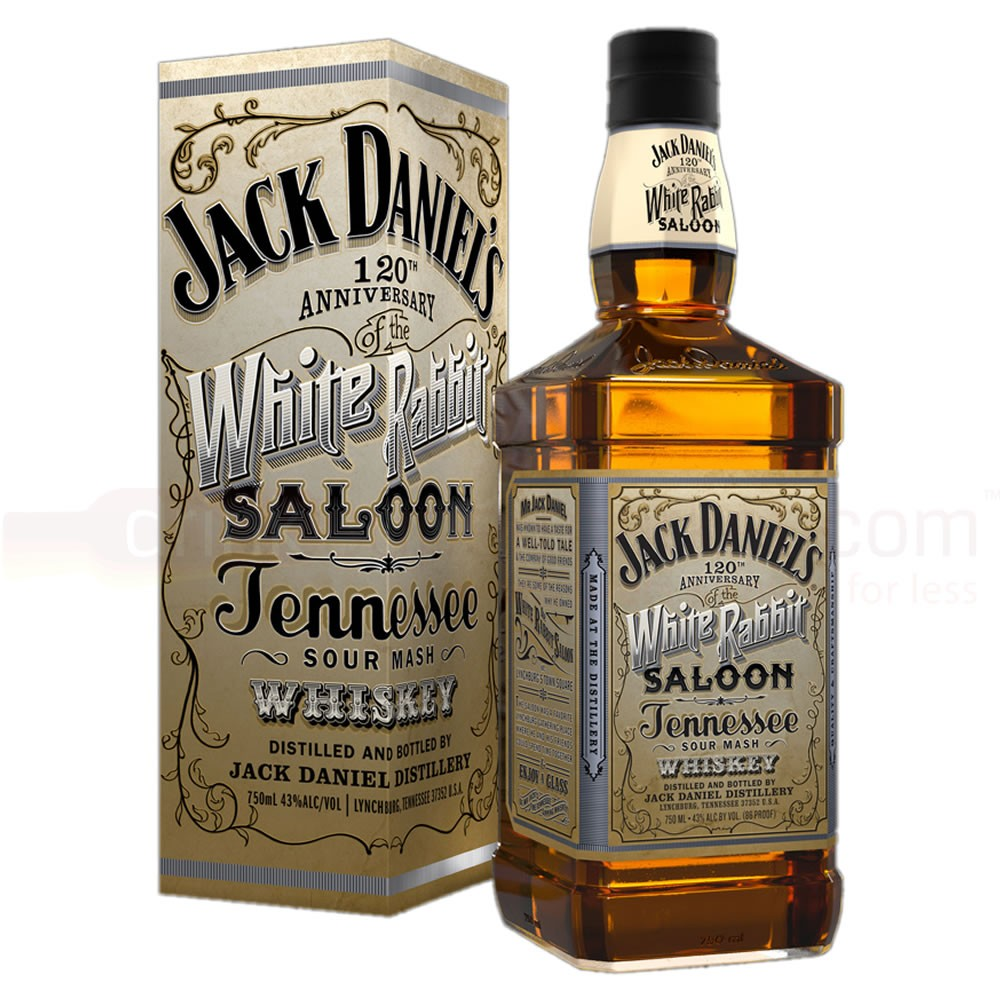 Jack Daniel´s White Rabbit Saloon 0,7 l