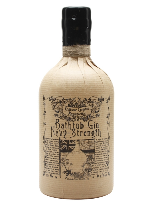 Bathtub Gin Navy Strength 0,7l