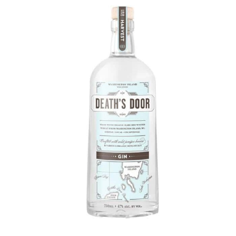 Death's Door gin 0,7