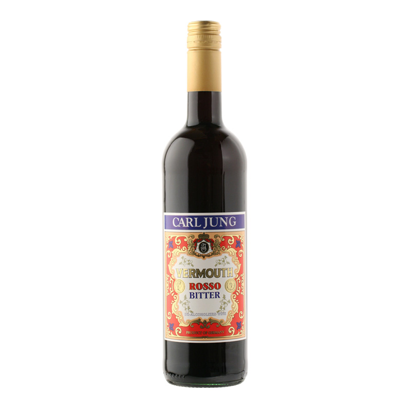 Carl Jung Vermouth Bitter Rosso nealko 0,75