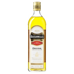 Bushmills Original Irish Blended whiskey 1l