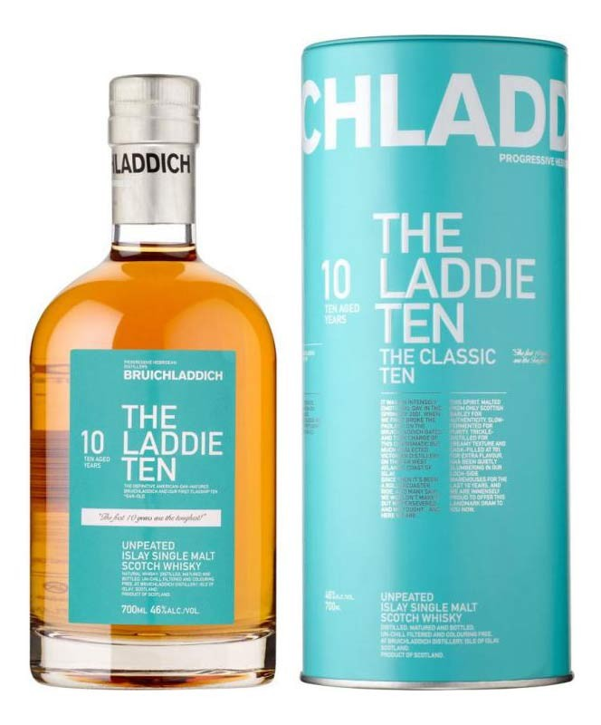 Whisky Bruichladdich The Classic Laddie 0,7l