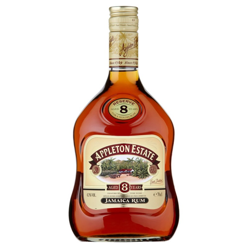 Appleton Estate Extra rum 8 yo rum 0,7