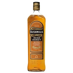 Bushmills Irish Honey whiskey 0,7