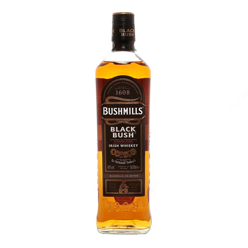 Bushmills Black Bush whiskey 0,7