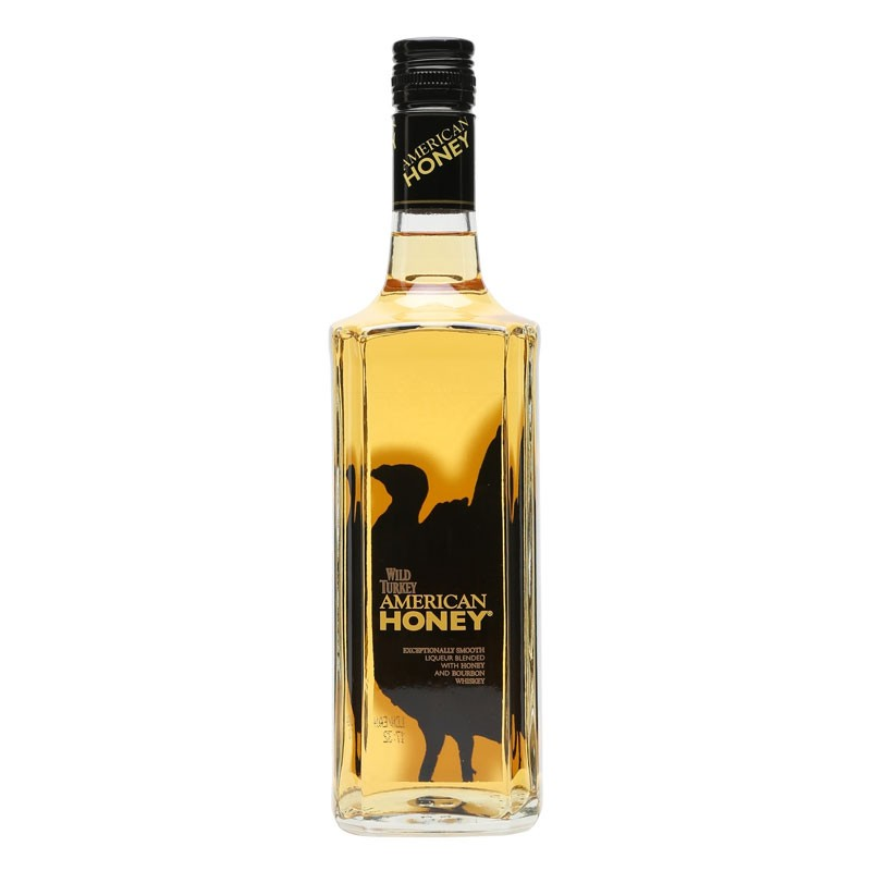 -akce Wild Turkey American Honey 1l