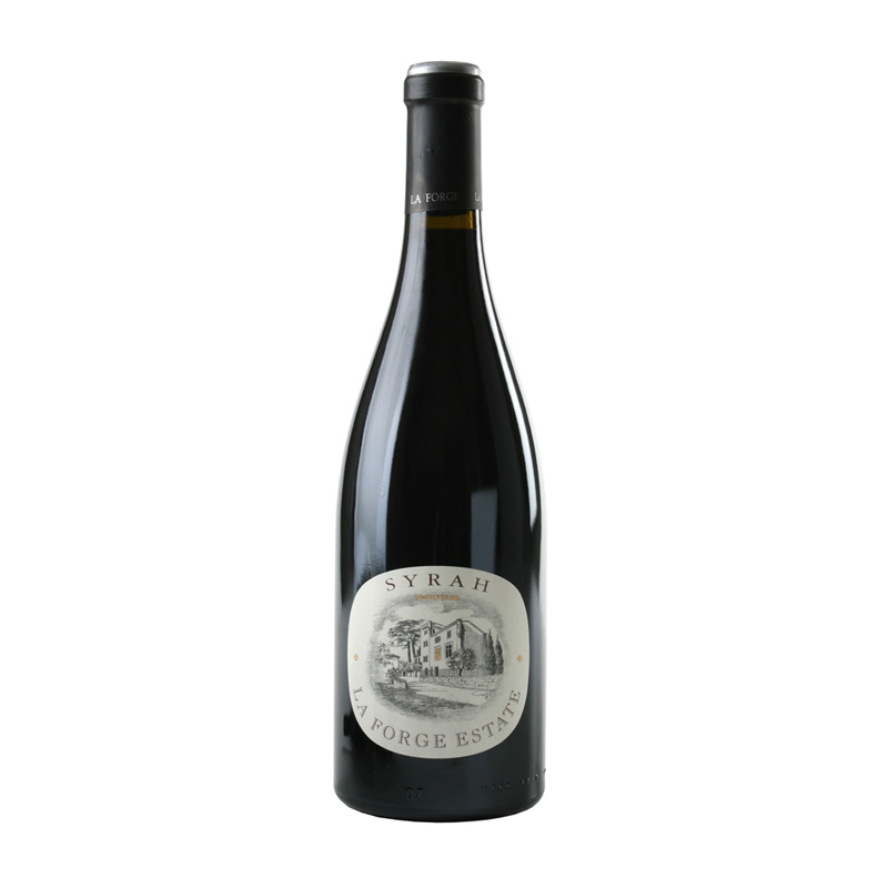 La Forge Estate Syrah Pays d'Oc 0,75l