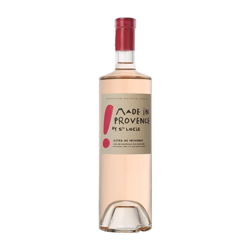 Domaine Sainte Lucia Made in Provence Premium rosé Magnum 1,5