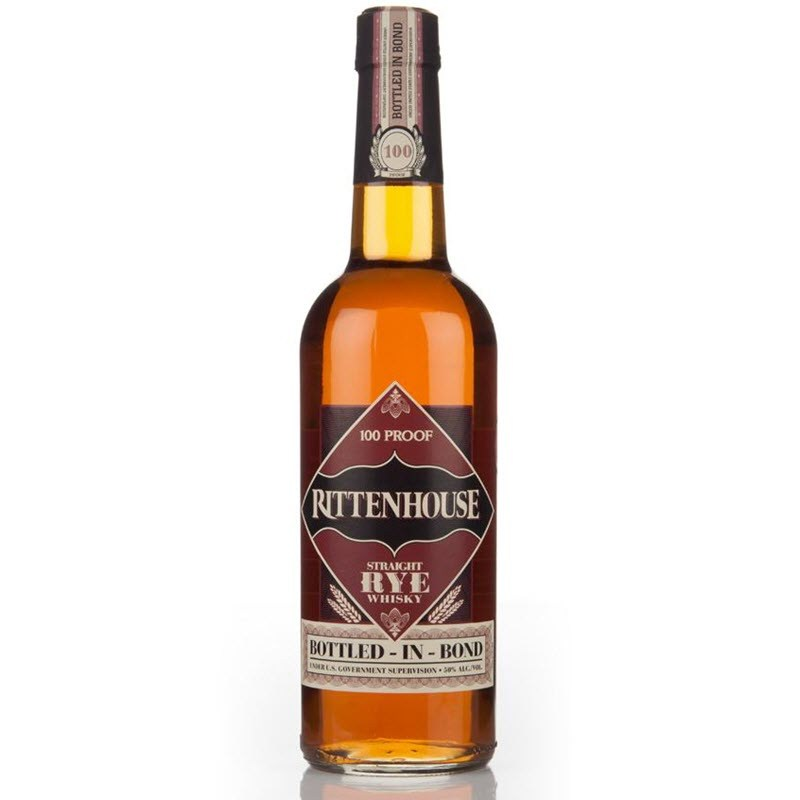Rittenhouse Famous Straight Rye 100 Proof 0,7